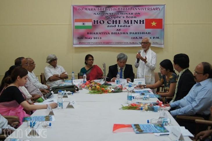 Seminar über Präsident Ho Chi Minh in Indien - ảnh 1