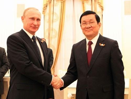 Verbesserung der umfassenden strategischen Partnerschaft zwischen Vietnam und Russland - ảnh 1