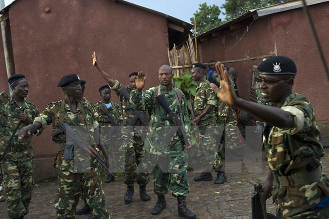 Burundis Präsident verkündet Strafe gegen Drahtzieher des Militärputsches - ảnh 1