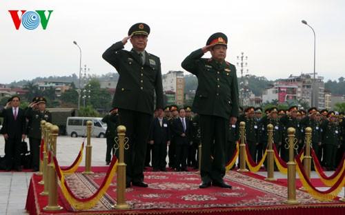 Verteidigungsgespräch zwischen Vietnam und China - ảnh 1
