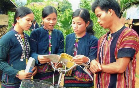Die Van Kieu wollen nach dem Vorbild von Ho Chi Minh lernen - ảnh 1