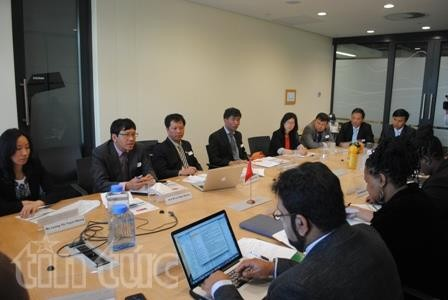 Vietnam verstärkt Zusammenarbeit mit Südafrika im Artenschutz - ảnh 1