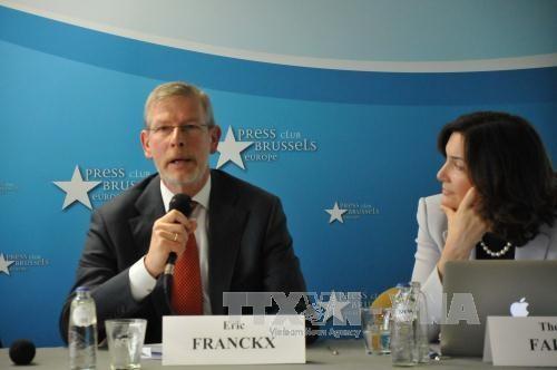 Internationales Seminar über Ostmeerfragen in Argentinien und Belgien - ảnh 1