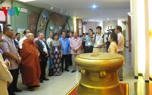 Verbesserung der Solidarität zwischen Vietnam, Laos und Thailand - ảnh 1