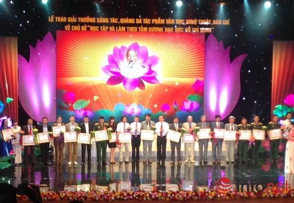 Präsident Ho Chi Minh – unendliche Inspiration für künstlerische Kreativität - ảnh 1