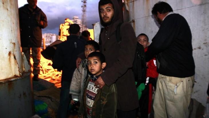 UNO versorgt 51.000 Libyer mit Hilfsgütern - ảnh 1