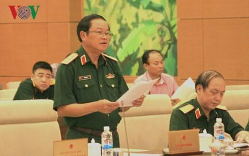 Generalleutnant Ngo Xuan Lich und Vizeverteidigungsminister Do Ba Ty werden zum General befördert - ảnh 2