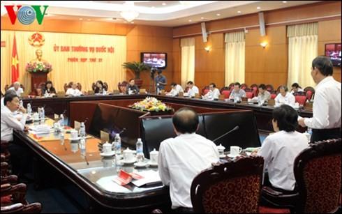 Inhalte der 42. Sitzung des Ständigen Parlamentsausschusses - ảnh 1