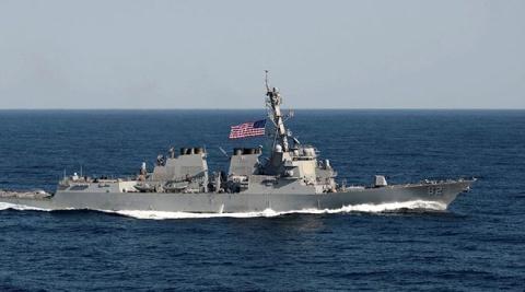 USA werden Patrouillenschiffe zu den illegalen Inseln Chinas im Ostmeer schicken - ảnh 1