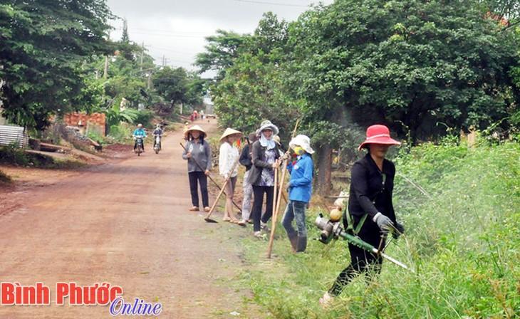 Die Provinz Binh Phuoc schafft Einigung bei Neugestaltung ländlicher Räume - ảnh 1