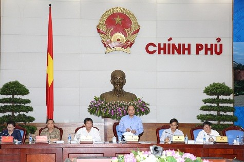 Vizepremierminister Nguyen Xuan Phuc tagt über Justizaufsicht - ảnh 1