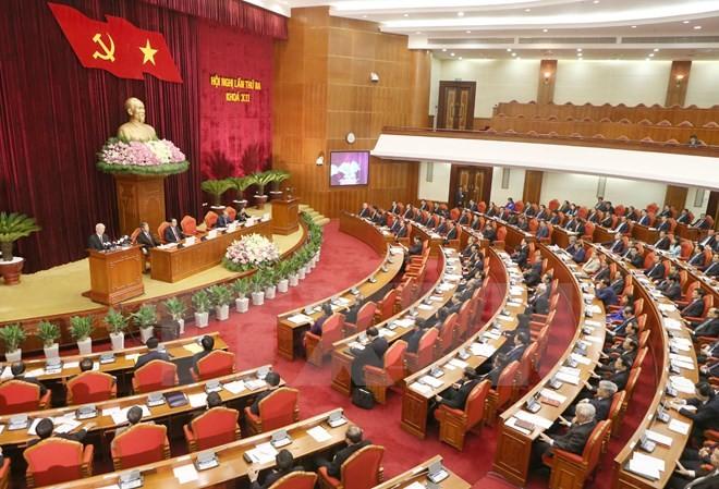 ZK-Sitzung: Personal für staatliche Behörden vorstellen - ảnh 1