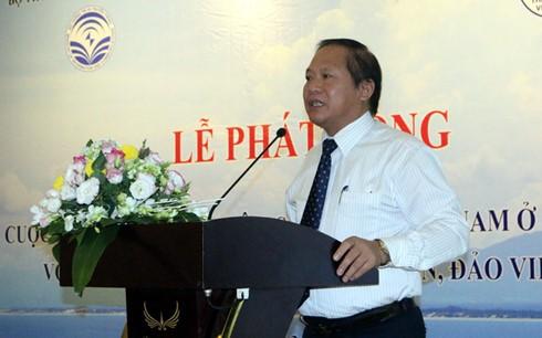 Start des Wettbewerbs über den Schutz der Insel- und Meereshoheit Vietnams - ảnh 1