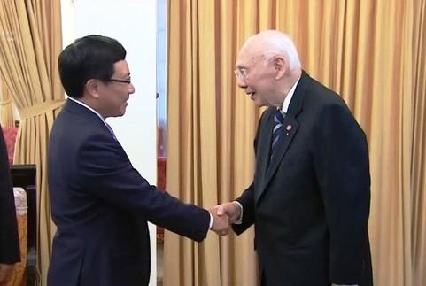 Strategische Partnerschaft zwischen Vietnam und Thailand entwickelt sich weiter - ảnh 1