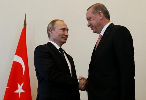 Russland und Türkei bevorzugen die Wiederherstellung der Beziehungen - ảnh 1