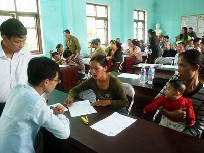 Politik zur Rechtshilfe für arme Menschen und ethnische Minderheiten - ảnh 1