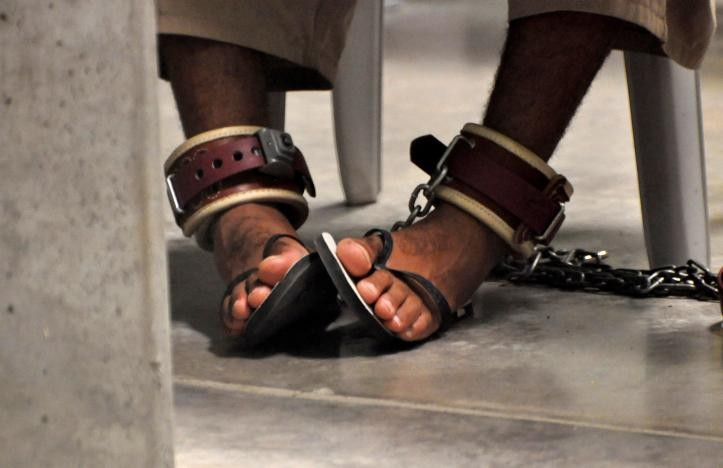 USA lassen 15 Gefangene aus Guantanamo frei - ảnh 1