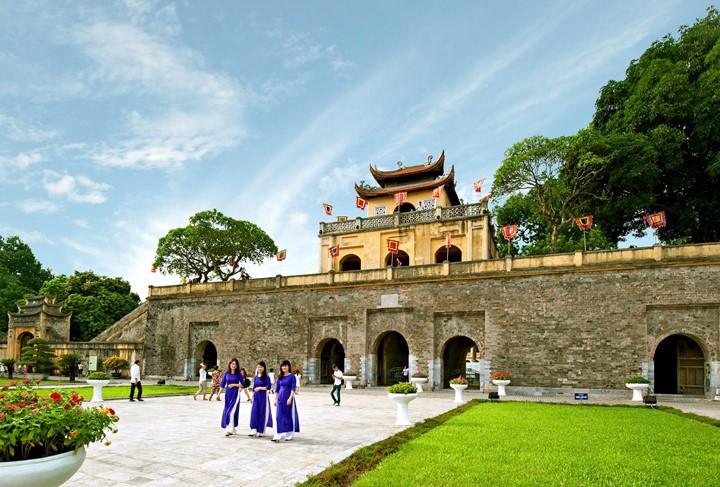 "Fotoausstellung ""Hanoi in mir"" in Thang Long-Zitadelle - ảnh 2"