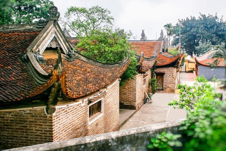 "Fotoausstellung ""Hanoi in mir"" in Thang Long-Zitadelle - ảnh 5"