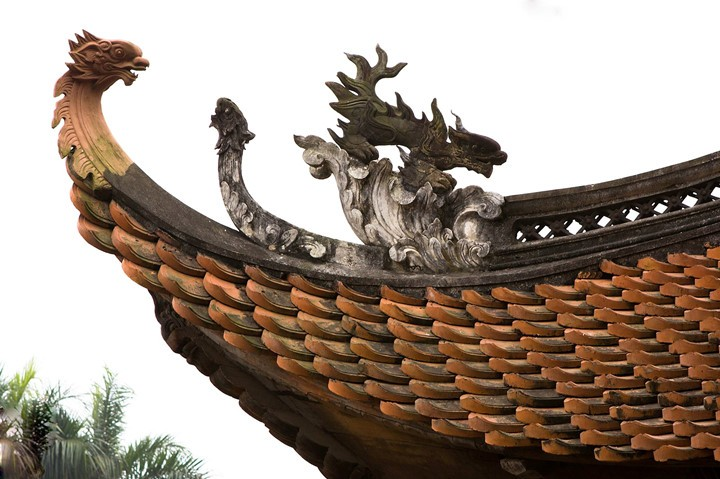 "Fotoausstellung ""Hanoi in mir"" in Thang Long-Zitadelle - ảnh 6"