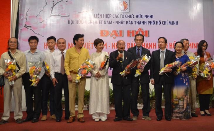 Vollversammlung der vietnamesisch-japanischen Freundschaftsgesellschaft in Ho Chi Minh Stadt - ảnh 1