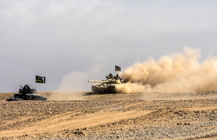 Irak lehnt die Teilnahme der Türkei an Befreiung von Mossul ab - ảnh 1