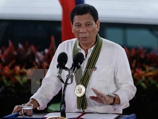 Philippinen wollen das PCA-Urteil nicht ignorieren - ảnh 1