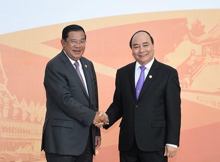 Verstärkung der Zusammenarbeit zwischen Vietnam und Kambodscha - ảnh 1