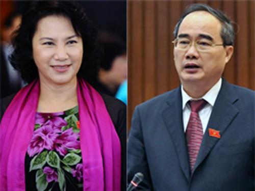 Zusammenarbeit in Aufsichtsarbeit zwischen dem Parlament und der Vaterländischen Front Vietnams - ảnh 1
