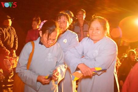 Yen Tu – Morgendämmerung an einem bedeutenden Ort des Buddhismus - ảnh 10