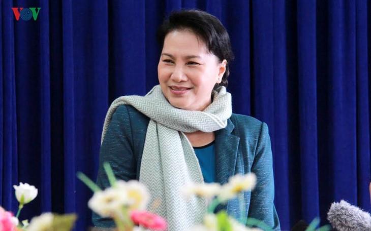 Lai Chau soll die Nutzung der bestehenden Potenziale zur Wirtschaftsentwicklung weiter fördern - ảnh 1