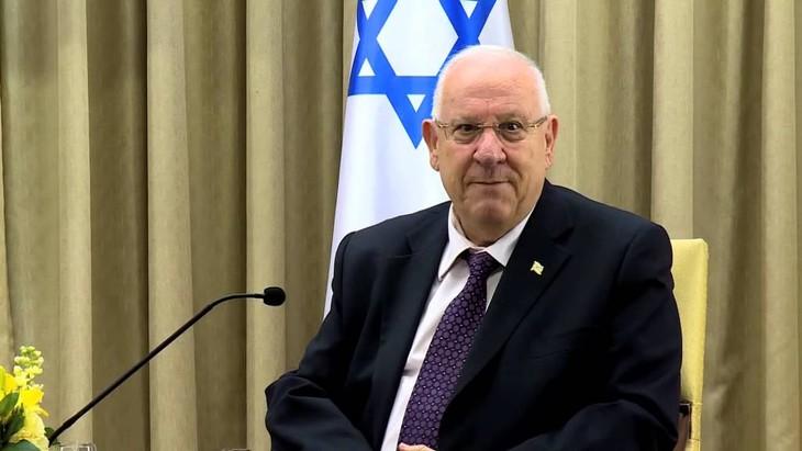 Premierminister Nguyen Xuan Phuc empfängt israelischen Präsident Reuven Ruvi Rivlin - ảnh 1