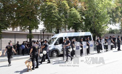 Terrorismusbekämpfung: Zahlreiche IS-Milizen werden festgenommen - ảnh 1