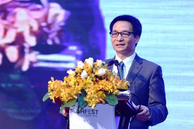 Eröffnung des Festtags zur Start-up und Innovation Vietnam 2017 - ảnh 1