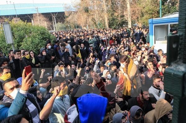 Iran kündig das Ende der Demonstrationen an - ảnh 1