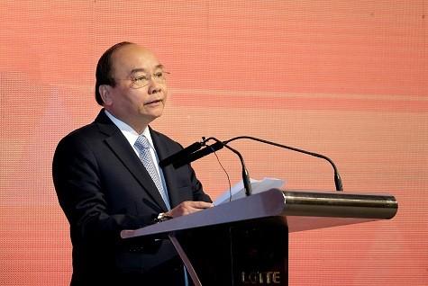 """Premierminister: Vietnam bemüht sich, neuer """"Tiger-Staat"""" in Asien zu werden - ảnh 1"""