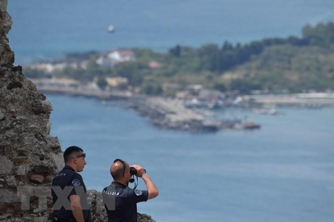 Interpol warnt vor der Präsenz von 50 IS-Kämpfer in Italien - ảnh 1