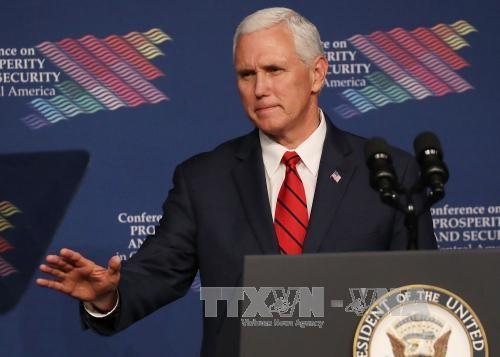 USA betonen erneut harte Standpunkte in der Frage Nordkoreas - ảnh 1