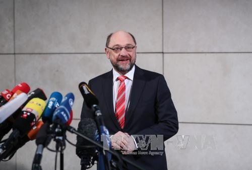 SPD-Vorsitzender zeigt sich optimistisch über die Koalition mit CDU/CSU - ảnh 1