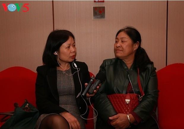 Vietnamesen in Guangxi vermissen Neujahrsfest Tet in der Heimat - ảnh 1