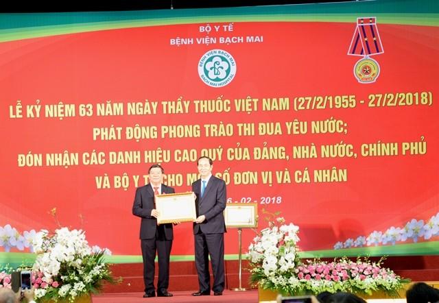 Aktivitäten zum Tag der vietnamesischen Ärzte - ảnh 1