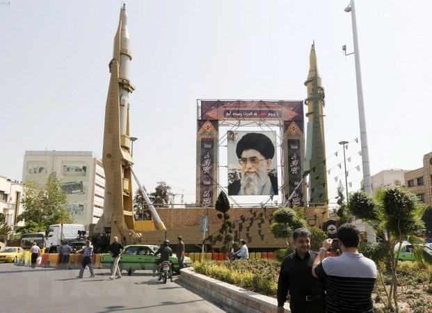 Iran betont erneut die Verfolgung des Raketenprogramms - ảnh 1