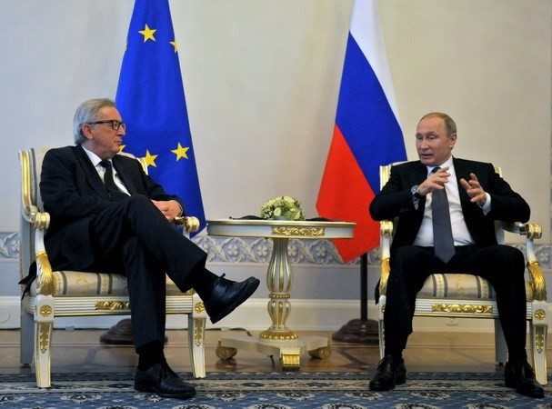 EU appelliert an Russland um Aufbau der Sicherheitsordnung - ảnh 1