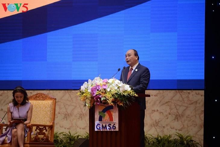 Vietnam verpflichtet sich, die Zusammenarbeit und Wirtschaftsverbindung der GMS-Region zu verstärken - ảnh 1