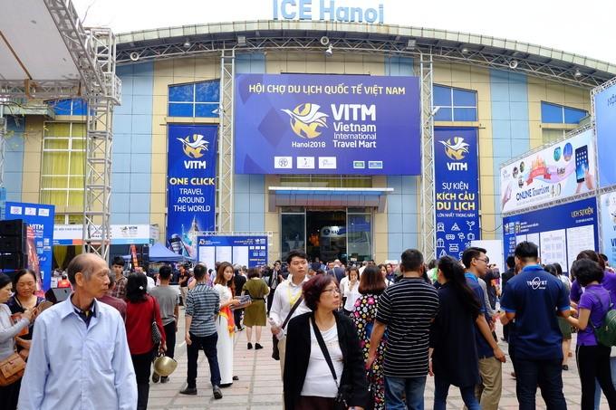 Tourismusmesse fördert die Entwicklung der Tourismusbranche - ảnh 1