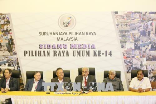 Parlamentswahlen in Malaysia: Wahlkommission veröffentlicht Wahlergebnis - ảnh 1