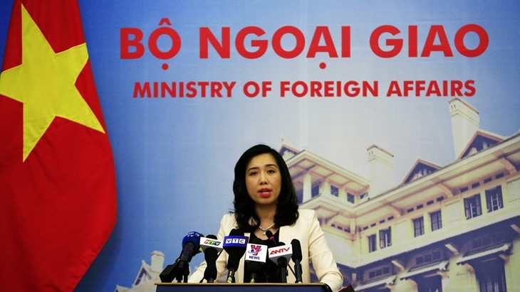 Vietnam: Alle Maßnahmen bezüglich Jerusalem sollen das Völkerrecht einhalten - ảnh 1