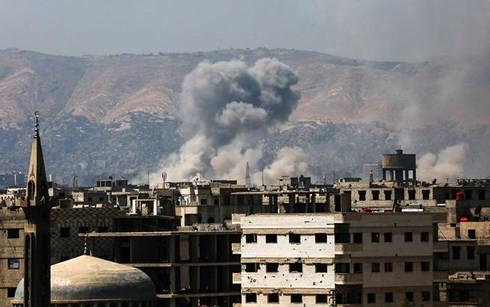 Jordanien, USA und Russland einigen sich auf Waffenstillstand in Südsyrien - ảnh 1