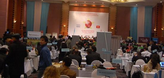 Vietnam und Argentinien wollen das Handelsvolumen auf fünf Milliarden US-Dollar erhöhen - ảnh 1
