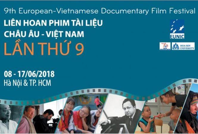 Eröffnung des 9. Dokumentarfilmfestivals aus Europa und Vietnam - ảnh 1
